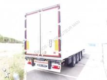 new Kässbohrer refrigerated semi-trailer
