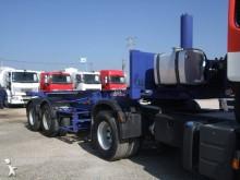 Asca porte-conteneurs tireuse bennable - asca - 2002 semi-trailer
