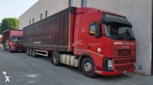 used Viberti box semi-trailer