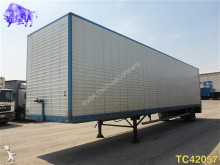 used Acerbi box semi-trailer