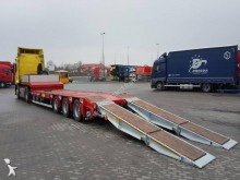 new Wielton heavy equipment transport semi-trailer