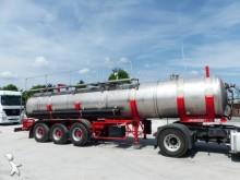 used Maisonneuve tanker semi-trailer