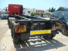 used Trailor container semi-trailer
