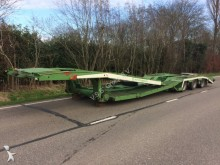 used GS Meppel car carrier semi-trailer