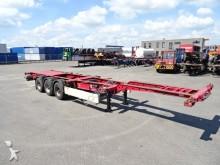 used Krone container semi-trailer