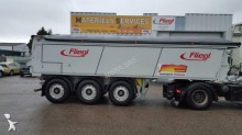 new Fliegl construction dump semi-trailer