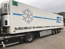 used Menci refrigerated semi-trailer