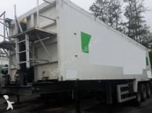 used Serrus tipper semi-trailer