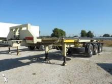 Montenegro SCHF 3S semi-trailer