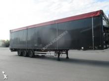 used Stas moving floor semi-trailer