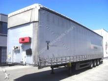 Schmitz Cargobull SCS 24 MEGA/Joloda /Varios/ Hubdach semi-trailer