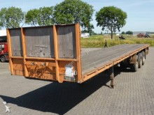 Floor HEAVY DUTY TRAILER BPW DRUM BRAKES semi-trailer