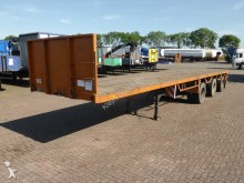 used Kennis flatbed semi-trailer