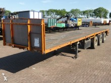 Floor HEAVY DUTY TRAILER 2X STEERAXLE semi-trailer