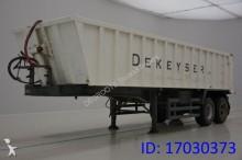 Stas 30 Cub in Alu semi-trailer