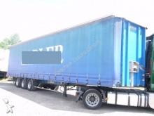 used General Trailers tarp semi-trailer