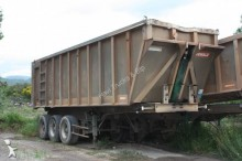 used Fruehauf tipper semi-trailer