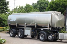used Schwarte tanker semi-trailer