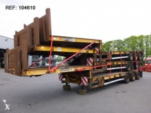 Goldhofer STACK: STZ-L3 29/80 semi-trailer