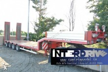 Nooteboom semirimorchio carrellone allungabile 4assi eccezionale legale usato semi-trailer