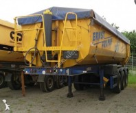 used Carnehl half-pipe semi-trailer