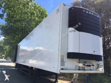 used meat transport refrigerated semi-trailer