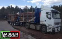 new Basben timber semi-trailer