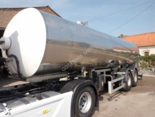 used Ecovrac food tanker semi-trailer