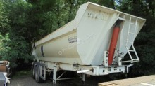 used Samro half-pipe semi-trailer
