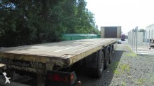 used Lecitrailer container semi-trailer
