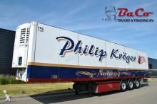 used Burg refrigerated semi-trailer