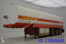 used Stokota tanker semi-trailer