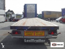 used Invepe flatbed semi-trailer