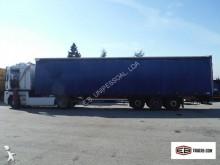 used Leciberica tautliner semi-trailer