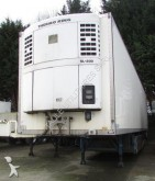 used Desot mono temperature refrigerated semi-trailer