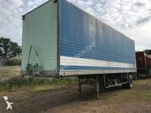 used Fruehauf plywood box semi-trailer
