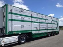 Pezzaioli 3 étages 3 compartiments semi-trailer