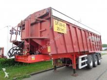 ATM 3-Axle Tipper / BPW Axles / NL / APK semi-trailer