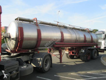 used BSL chemical tanker semi-trailer