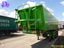 used Stas tipper semi-trailer