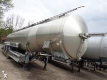used Magyar chemical tanker semi-trailer