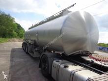 used Maisonneuve chemical tanker semi-trailer