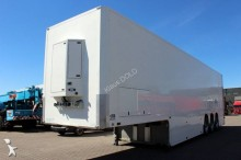 used Van Eck double deck box semi-trailer