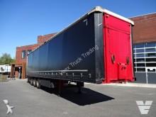 Invepe Tautliner 3 asser semi-trailer