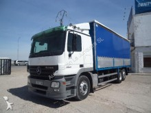 Mercedes ACTROS 2541 L semi-trailer