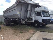 used Kögel construction dump semi-trailer