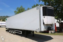 used Acerbi refrigerated semi-trailer