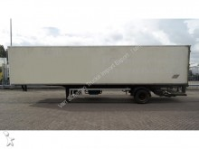 Draco 1 AXLE CLOSED BOX ISOTHERM semi-trailer