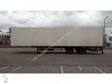 used Draco box semi-trailer