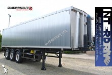 new Schwarzmüller half-pipe semi-trailer